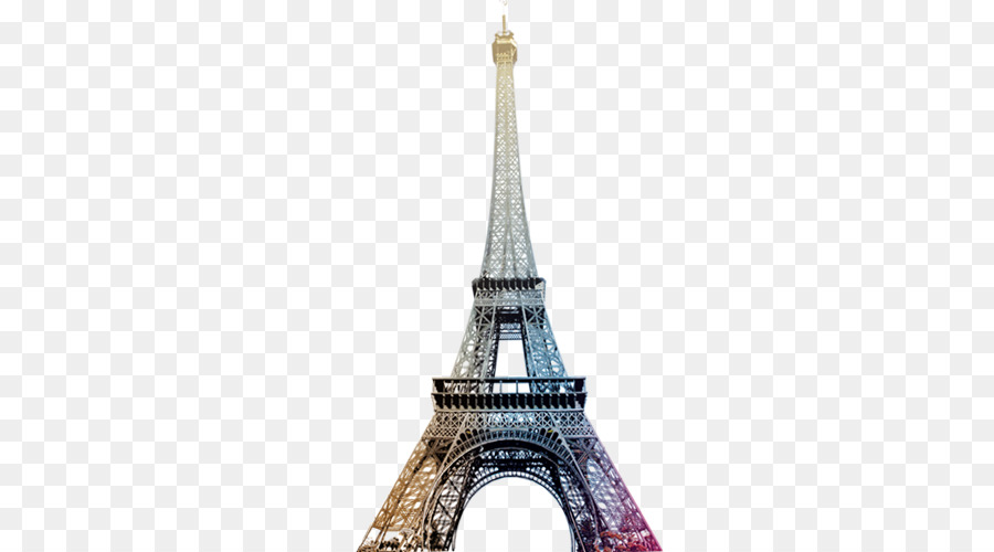 Eiffel Tower Paper Wall Decal