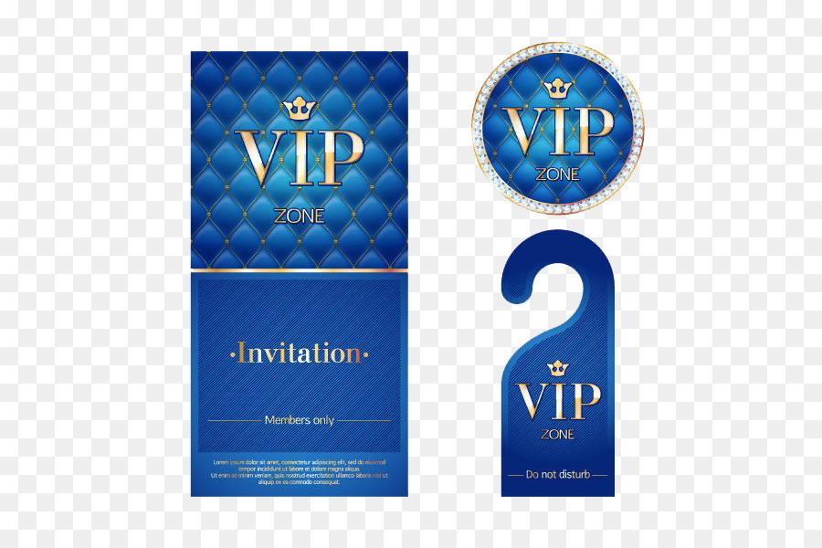 Wedding invitation paper illustration blue hotel vip vip wedding invitation paper illustration blue hotel vip vip invitation cards vector material stopboris Gallery