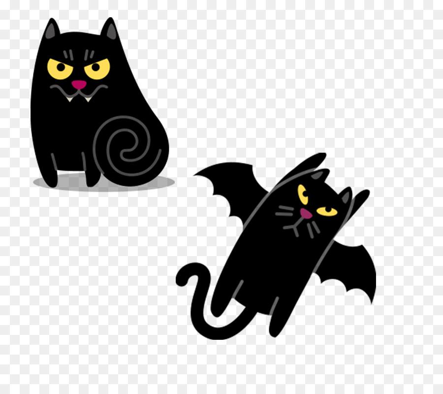 Kucing Vampir Apple Icon Format Gambar Ikon Keren Kartun Vektor