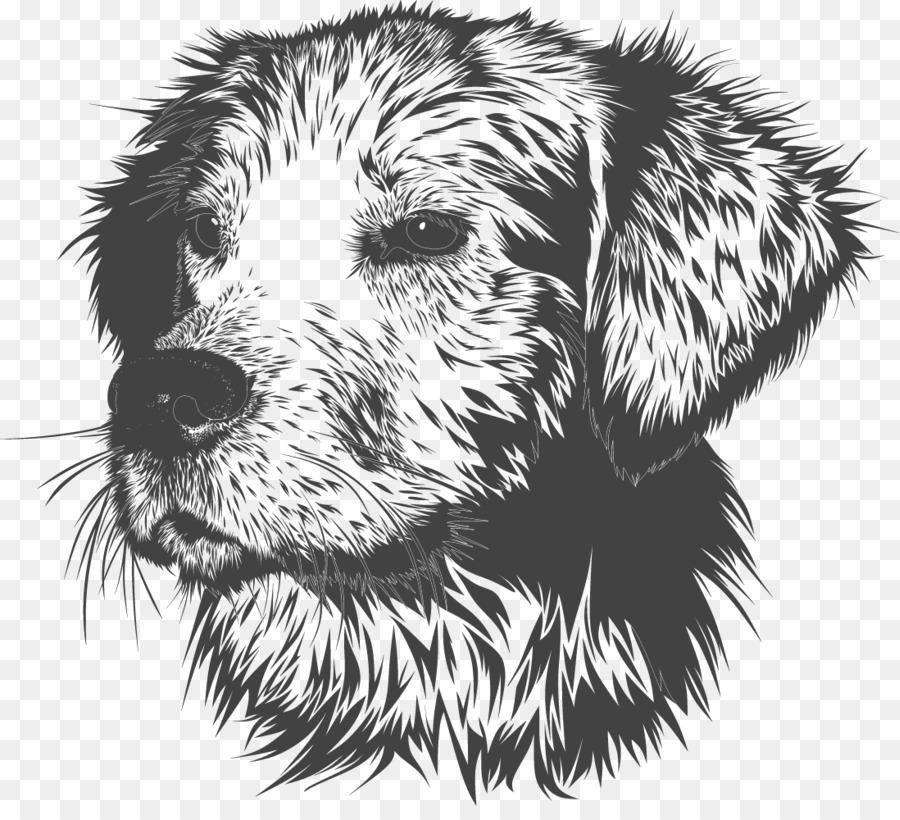 Golden Retriever Puppy Dog Training Pet Veterinarian Vector