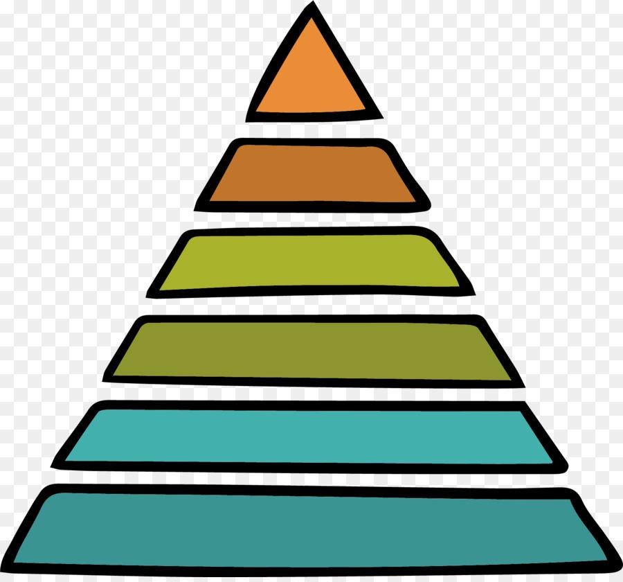 Chart Pyramid Hierarchical Pyramid Chart Png Download 18041670