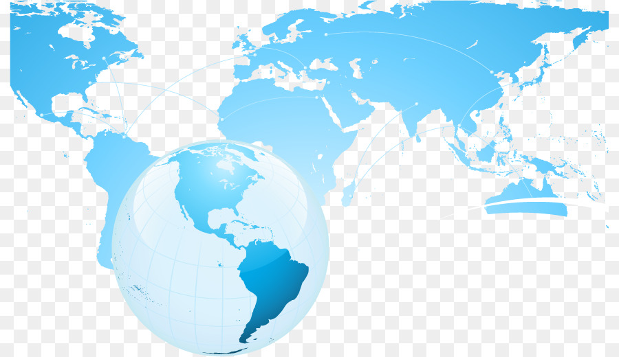 Earth world map globe vector blue earth png download 871520 earth world map globe vector blue earth gumiabroncs Images