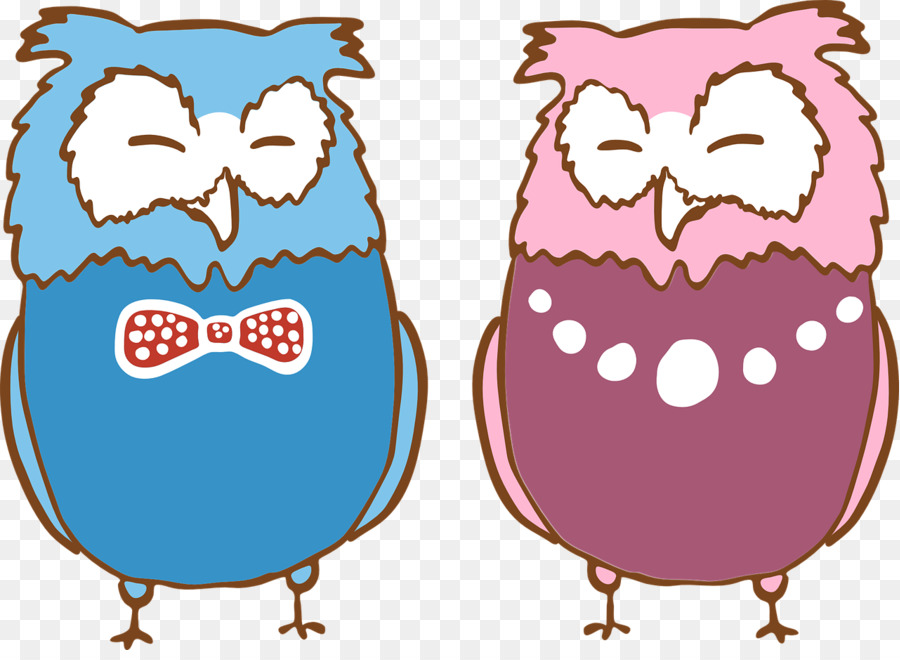 fathers day sister brother cartoon owl png download 1280 925