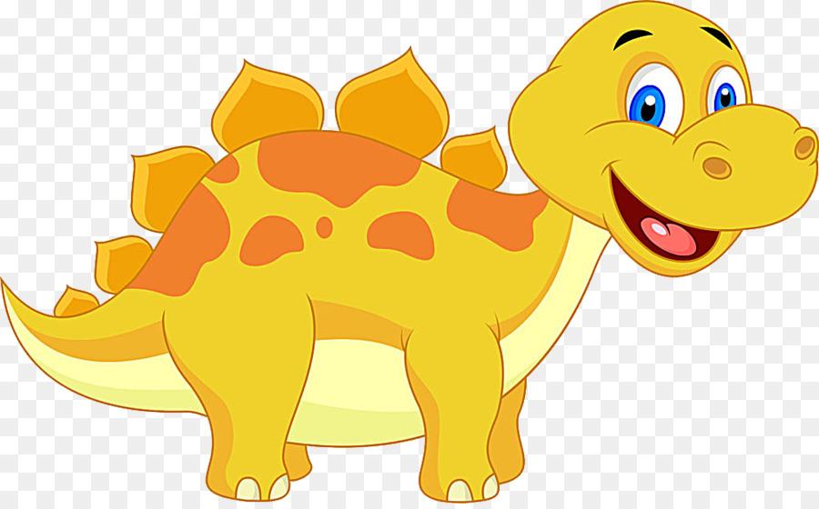 Dinosaurier Cartoon Lizenzfreie Illustrationen Cartoon Kleine