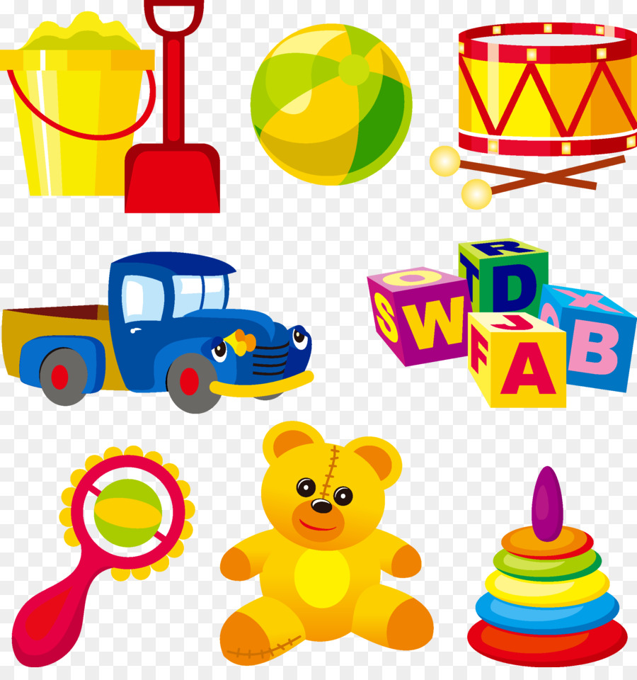 Toy Cartoon Clip Art Kids Toys Png Download 2244 2348 Free