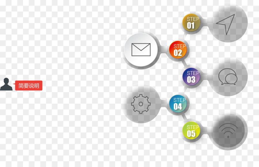 Flowchart Circle Button Radio Button Progressive Relationship