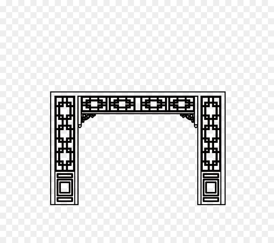 La Ventana De La Puerta De Madera - Puerta Negra Formatos De Archivo ...