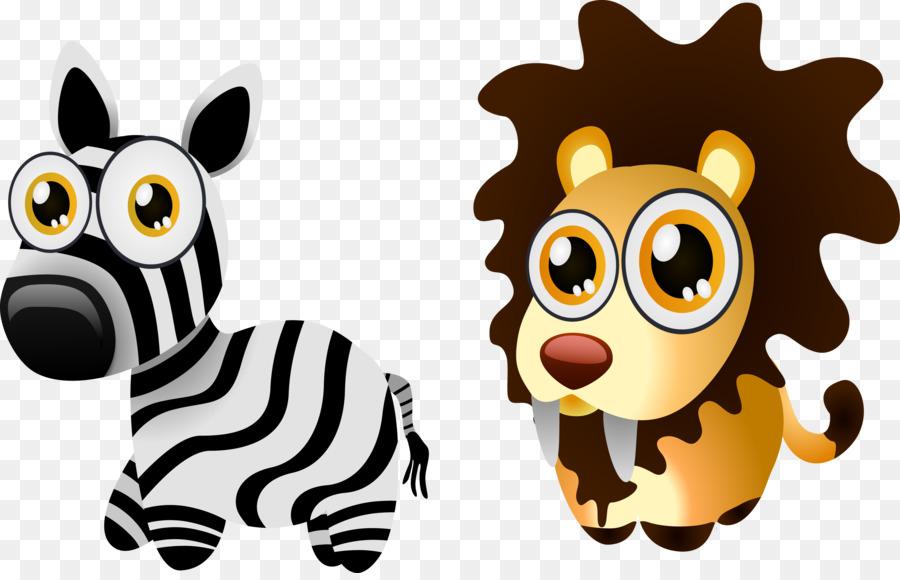 zebra lion clip art zebra and lion png download 3168 2017 free rh kisspng com Cartoon Giraffe Clip Art Cartoon Cow Clip Art