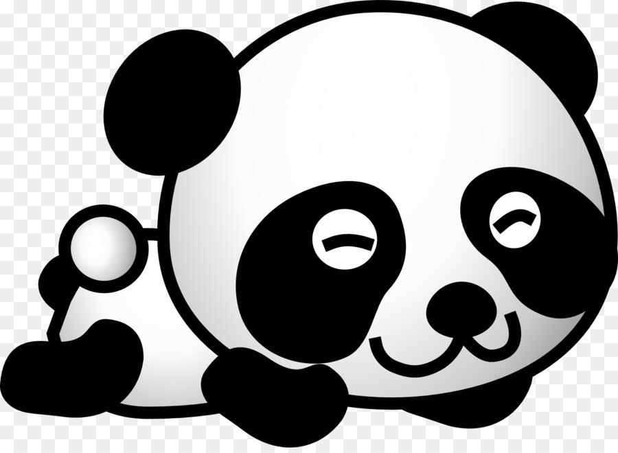 Giant panda Red panda Bear Baby Pandas Clip art panda