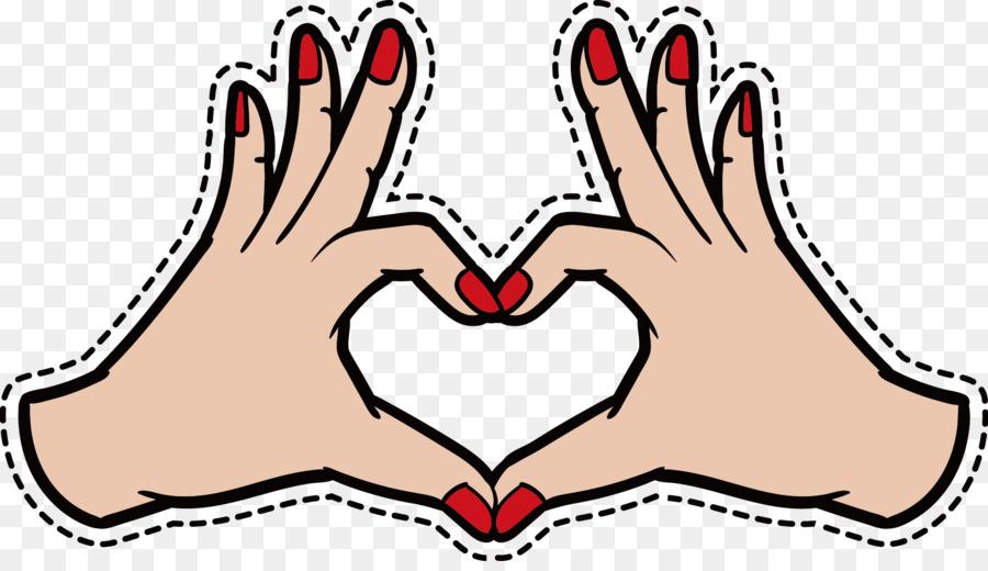 Nail polish Make-up Cosmetics - Cartoon nails and nail polish png ...
