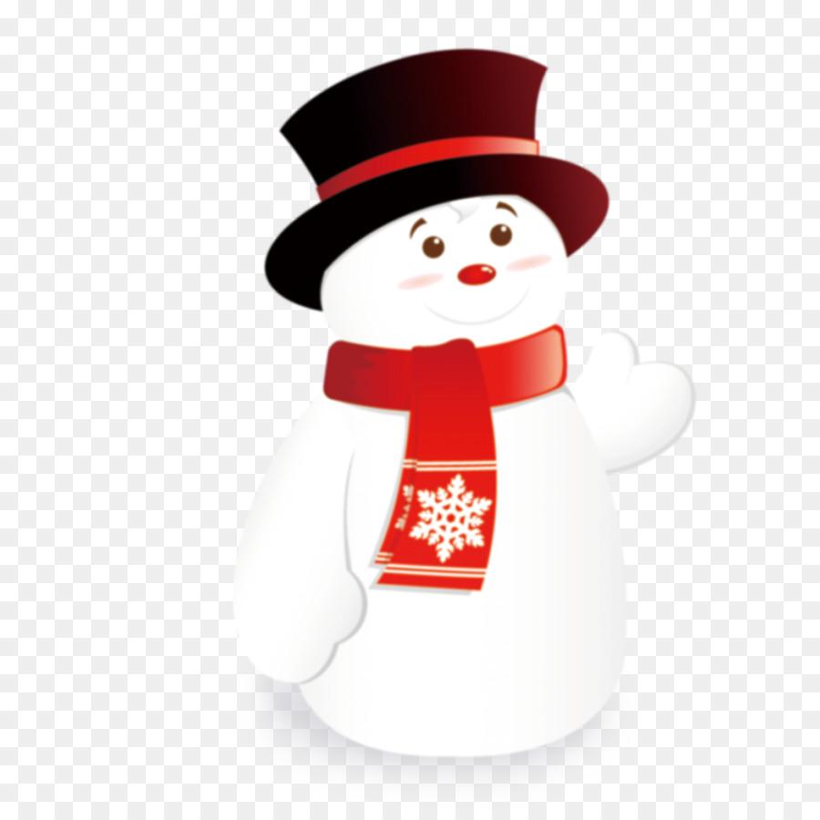 Schneemann Winter Weihnachten Clip-art - Schneemann png ...