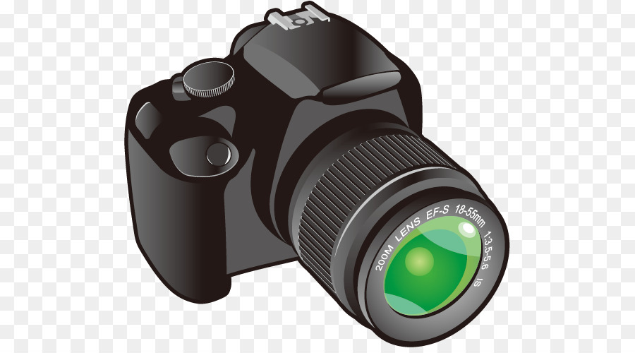 Photographic film Camera Clip art - Cartoon Camera png ...