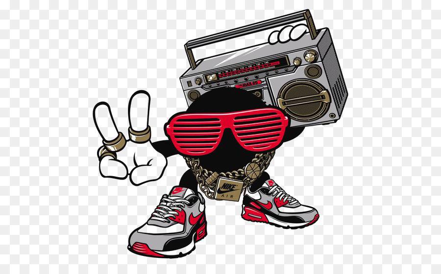 T-shirt Shoe Nike Graffiti Illustration - Rock Sound Recorder png download  - 564 547 - Free Transparent Tshirt png Download. af4126260672