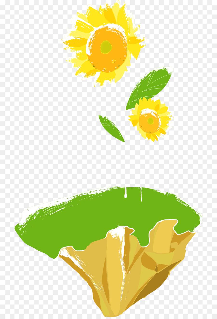 Ada Suluboya Yeşil Küçük Resim Boyama Yeşil Yüzen Ada Png Indir