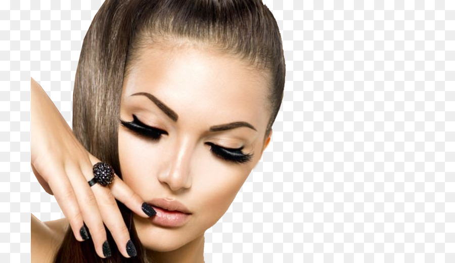 Eyelash Extensions Model Cosmetics Hair Makeup Png Download 777