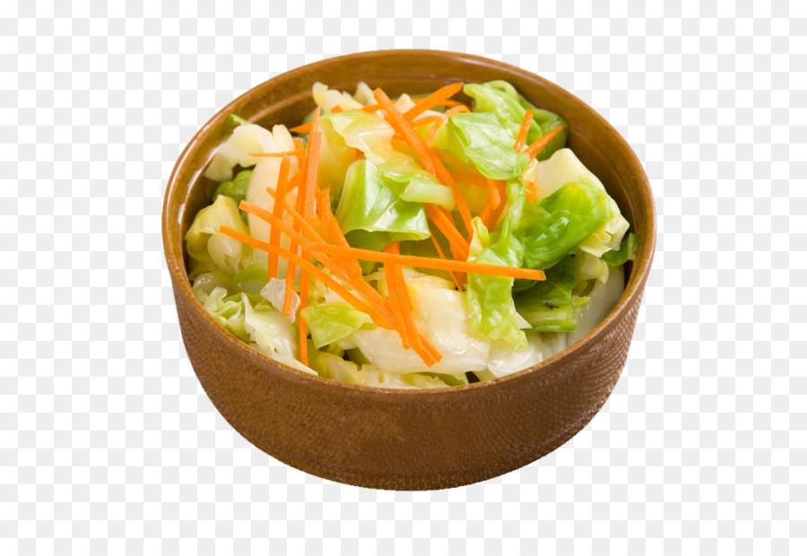 Chinesische Küche-Vegetarische Küche-Gemüse-Rezept - Gebratener Kohl ...