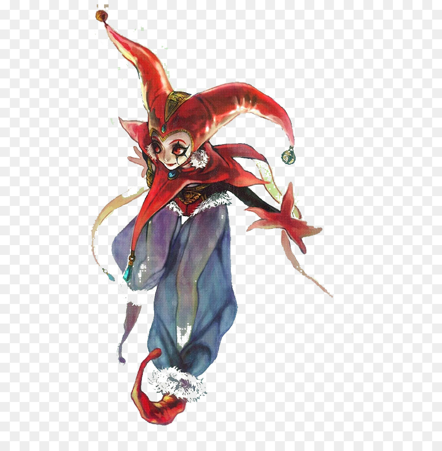 Simple Character Design Illustrator : Chrono cross chrono trigger harle fan art video game simple