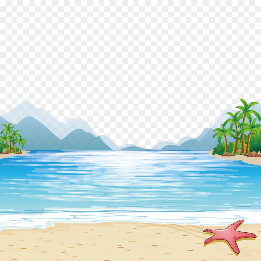 child beach illustration vector sea mountains png clipart waves black and white clip art waves ocean
