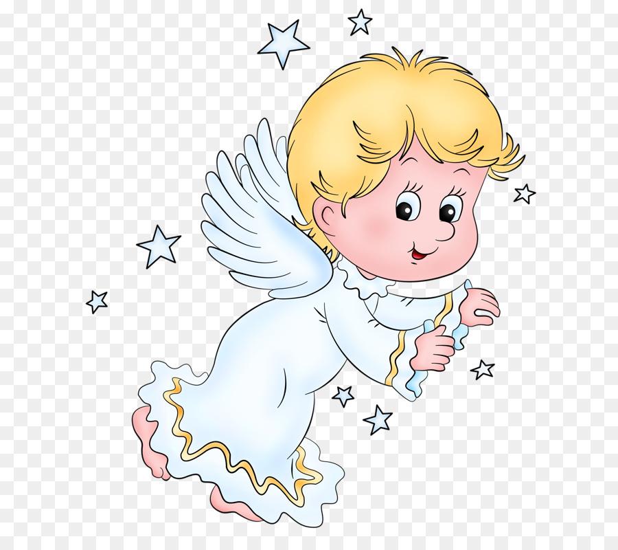 Angel Cartoon Illustration