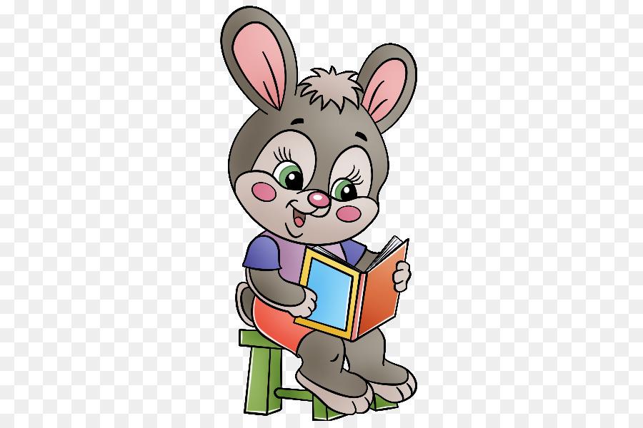 the animal school clip art cartoon bunny hand painted rabbit rh kisspng com Party Animal Clip Art School Supplies Border