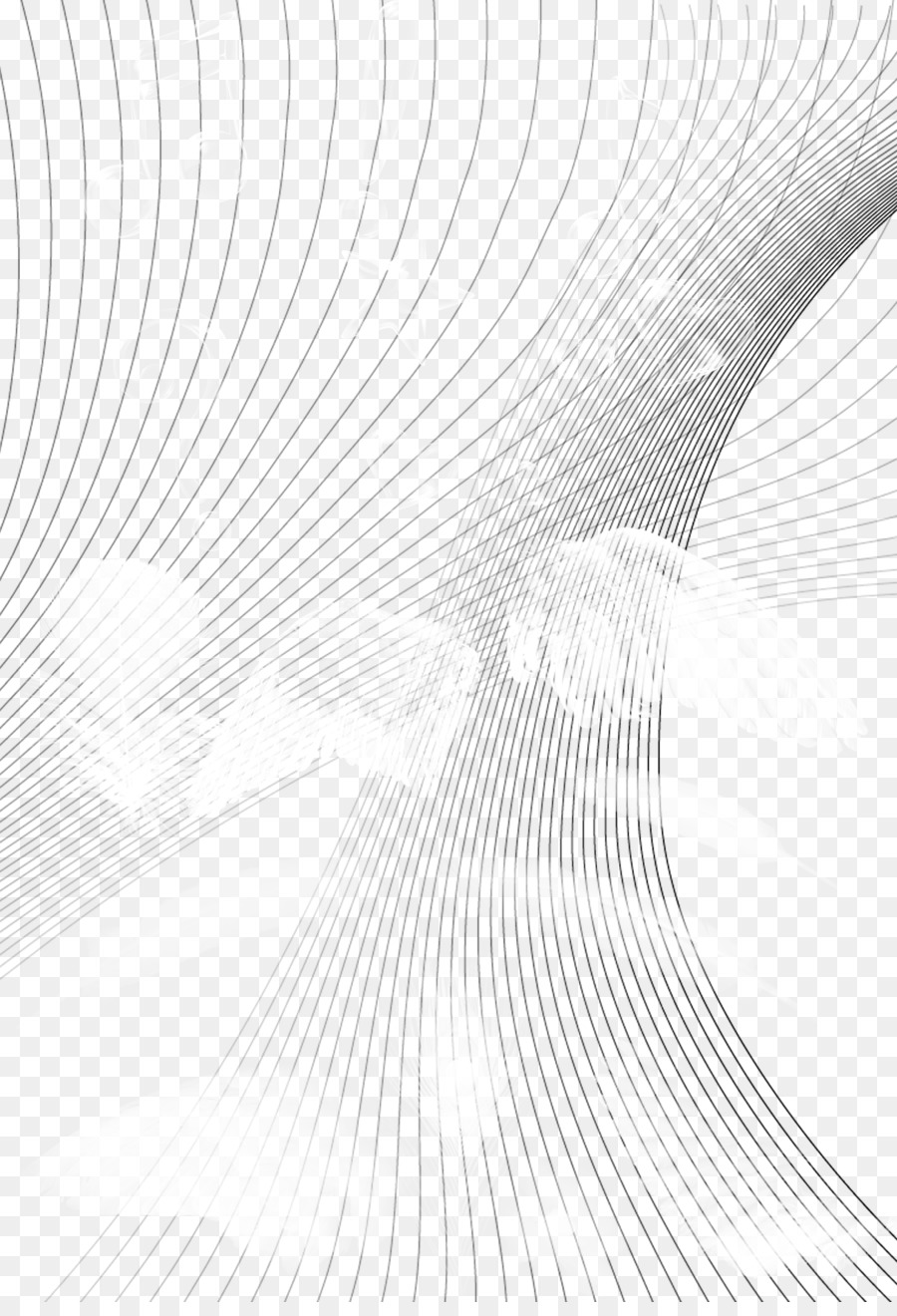 Black and white structure photography pattern white lines wings love notes background png download 15002177 free transparent black and white png