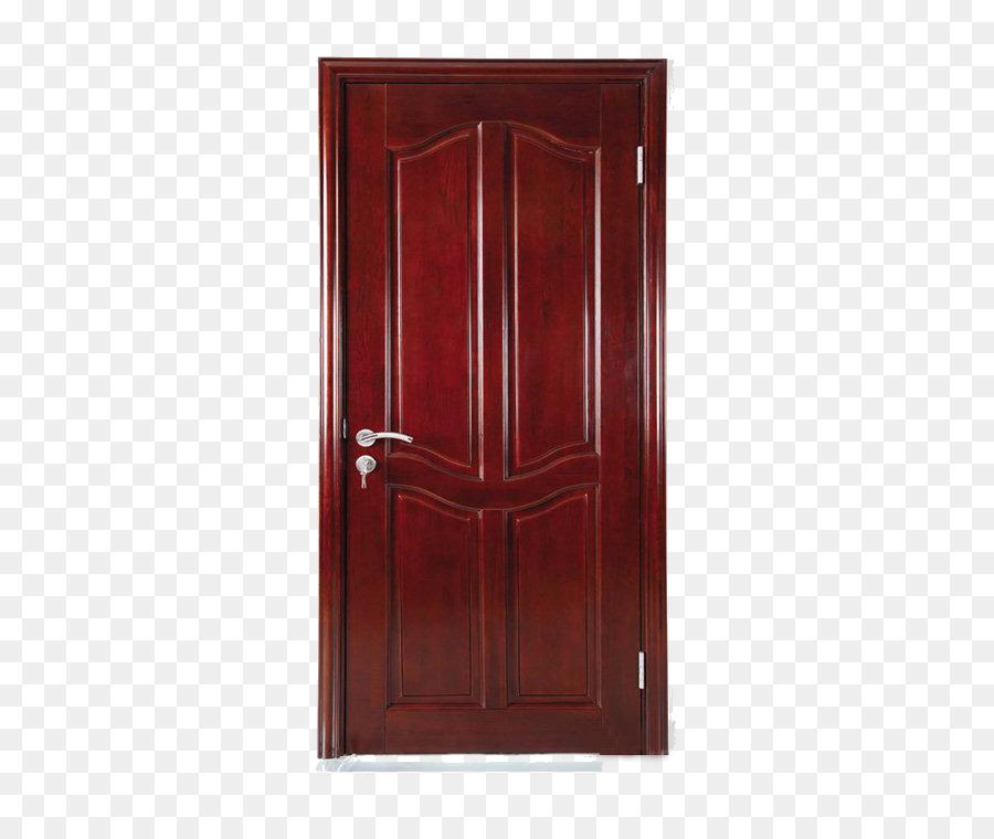 Hardwood Wood stain Door Angle - Classic style wooden door & Hardwood Wood stain Door Angle - Classic style wooden door png ...