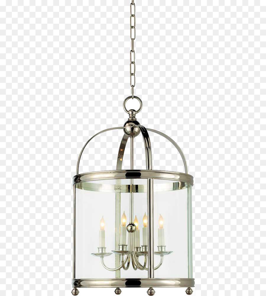 Lighting Lantern Chandelier Light Fixture Fashion 3d Model Home