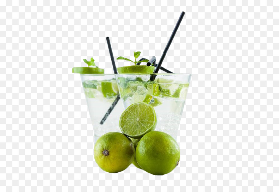 Caipirinha cocktail wallpaper  Mojito Soft drink Caipirinha Limeade - Lemon ice drink png download ...