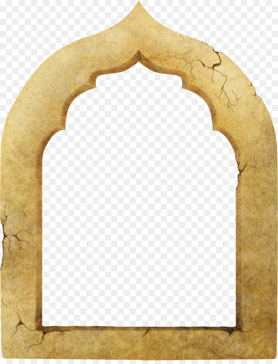 Window Arch Wall Clip art - Brown crack windows png download - 1317 ...