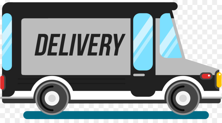 car delivery transport truck vector gray truck png download 965