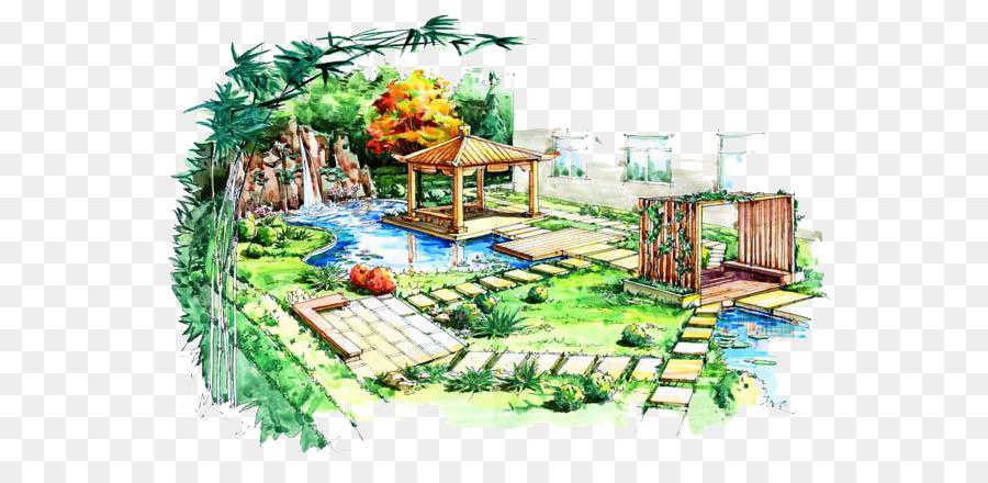 Garden Landscape Architecture Designer