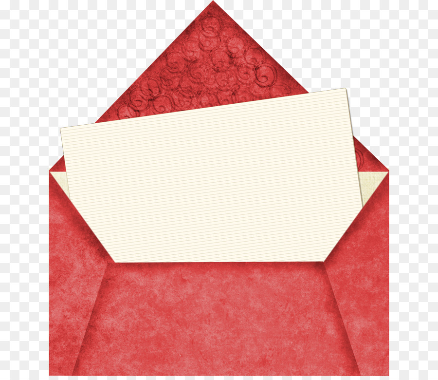 paper letter envelope red envelopes png download 700 772 free