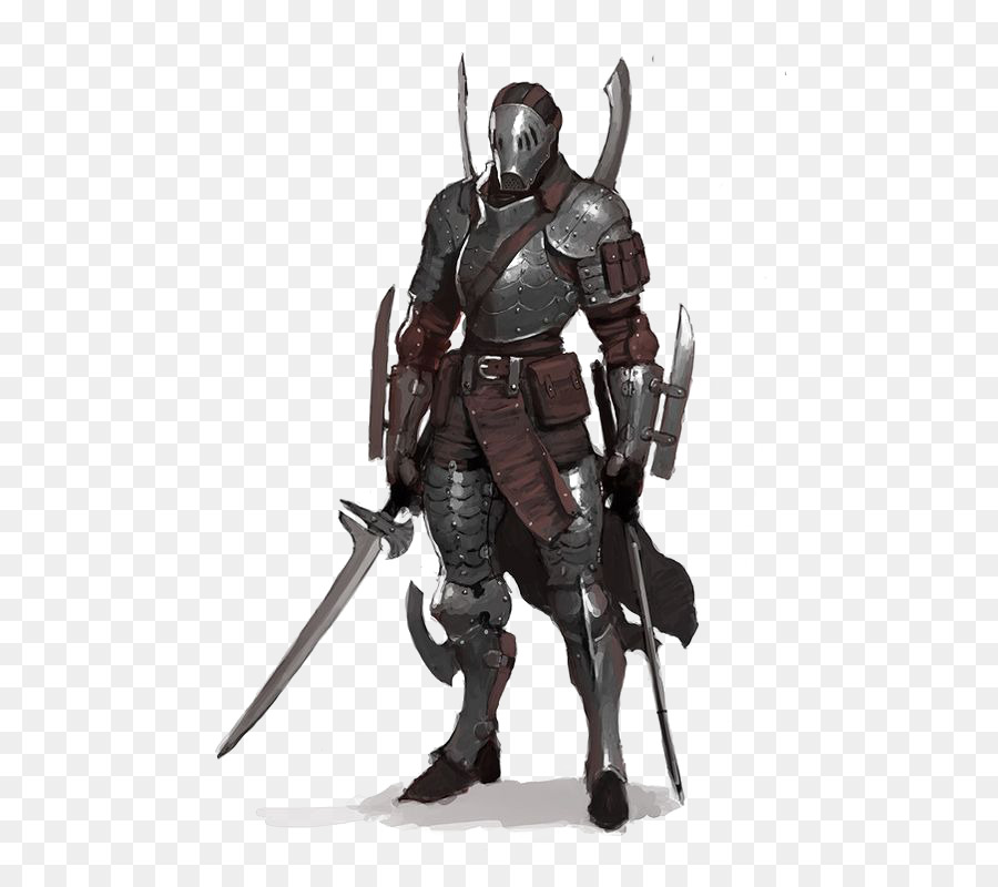 Knight Warrior Concept art Character - knight png download ...  Knight Warrior ...