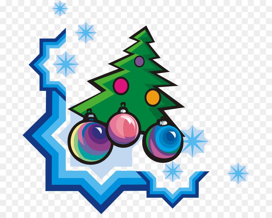 ded moroz pine new year tree cedar clip art snow pine decoration