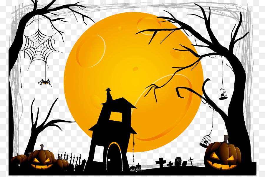 Halloween Clip art - Vector Halloween Background 842*595 ...