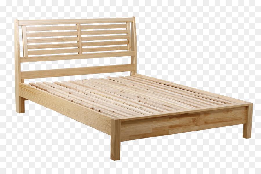 Marco de la cama - De madera, cama doble Formatos De Archivo De ...