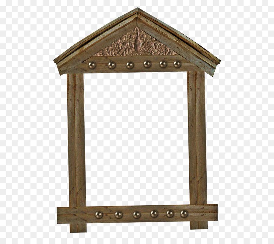 Window Door Wood Picture frame - Wooden door frames png download ...