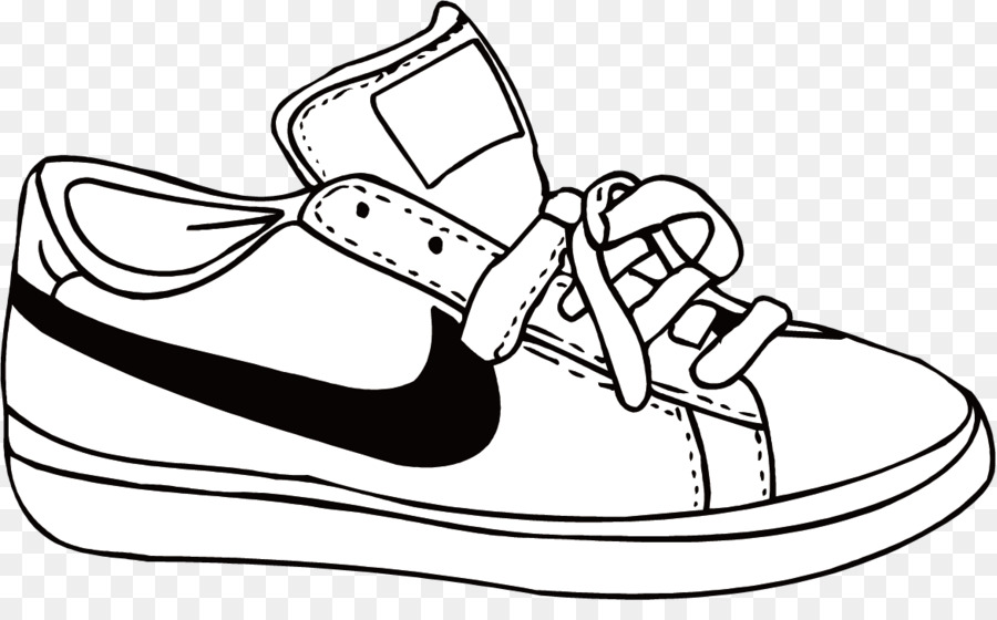 xara shoe clip art vector hand painted shoes nike png download rh kisspng com nike vector file nike vector logo free