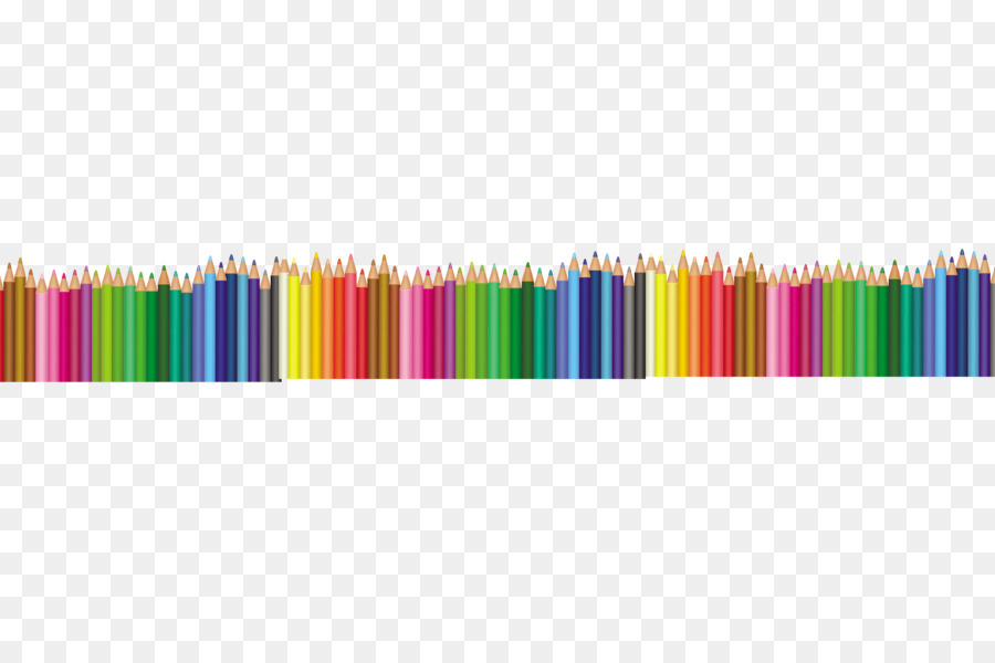 6584fdab7b Pencil Download - Multicolored pencil png download - 3605 2362 - Free  Transparent Pencil png Download.