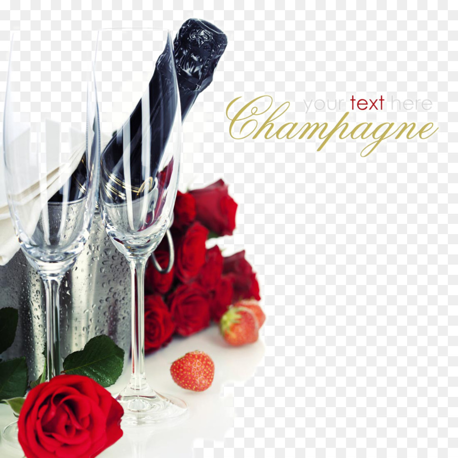 Wedding Anniversary Greeting Card Husband Crc And Champagne Goblet