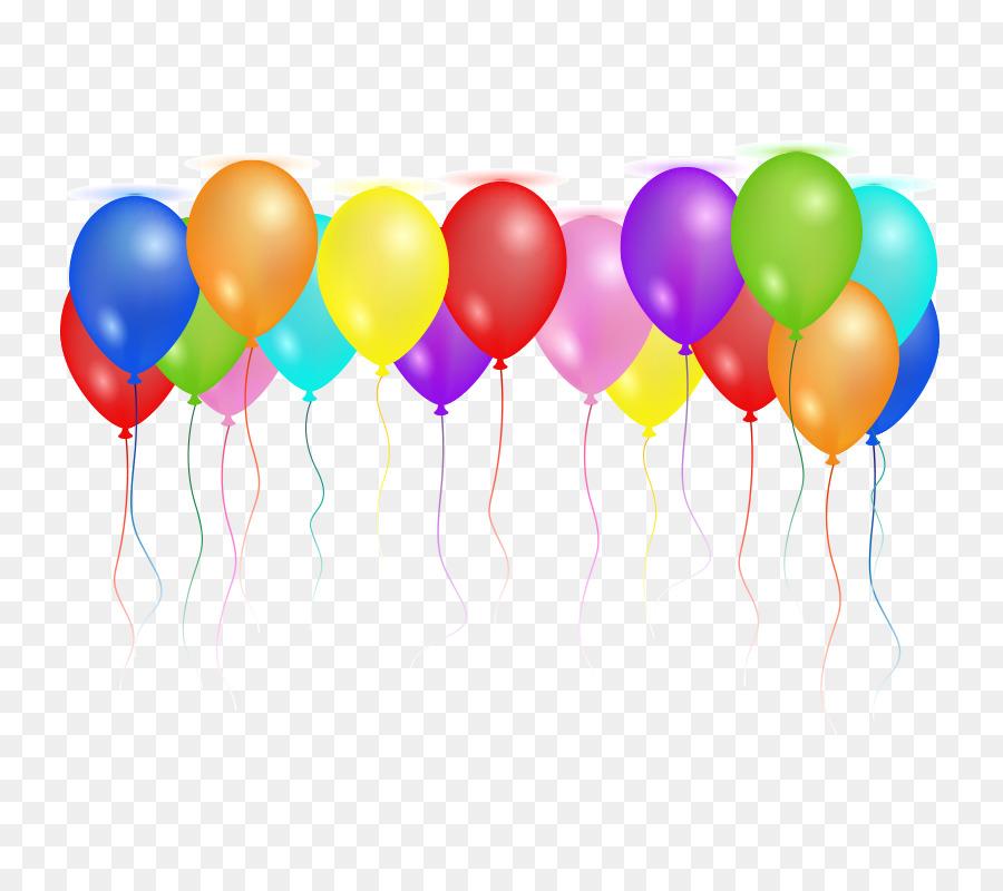 Birthday Cake Happy Birthday To You Greeting Card Wish Balloon Png