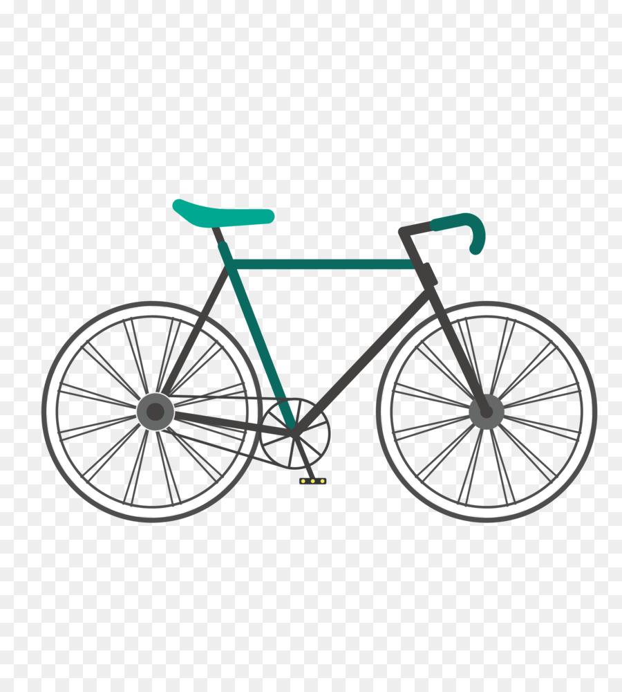 Engranaje fijo de bicicletas de una Sola velocidad de la Pista de ...