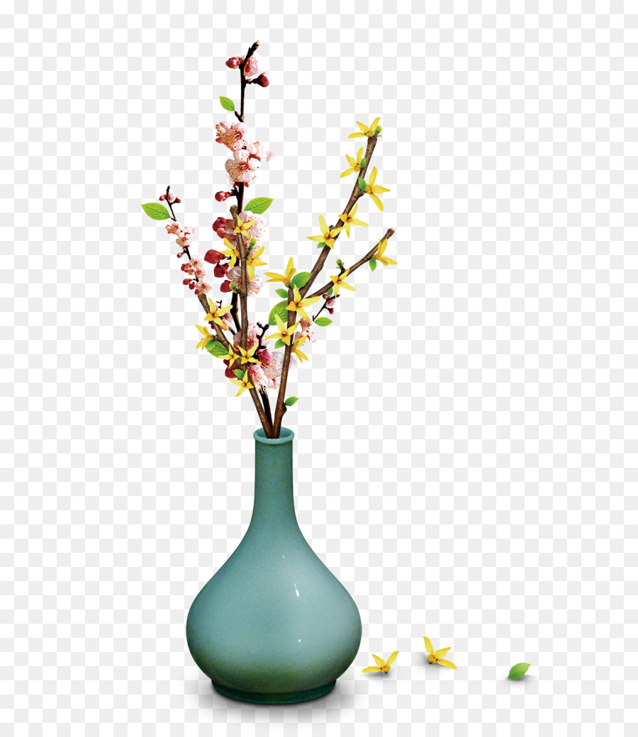 Download Photography Vase Beautiful Vase Beautiful Bouquet Png
