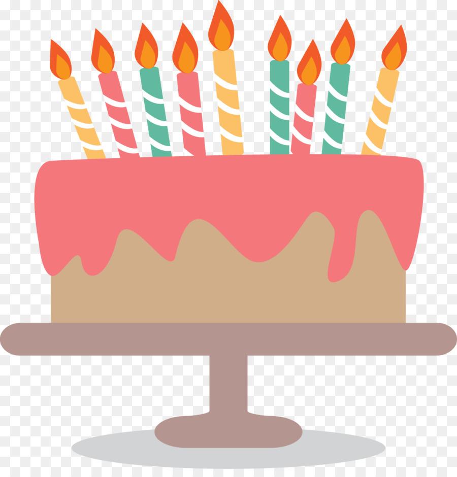 Birthday cake greeting card clip art birthday cake with candles birthday cake greeting card clip art birthday cake with candles flat m4hsunfo