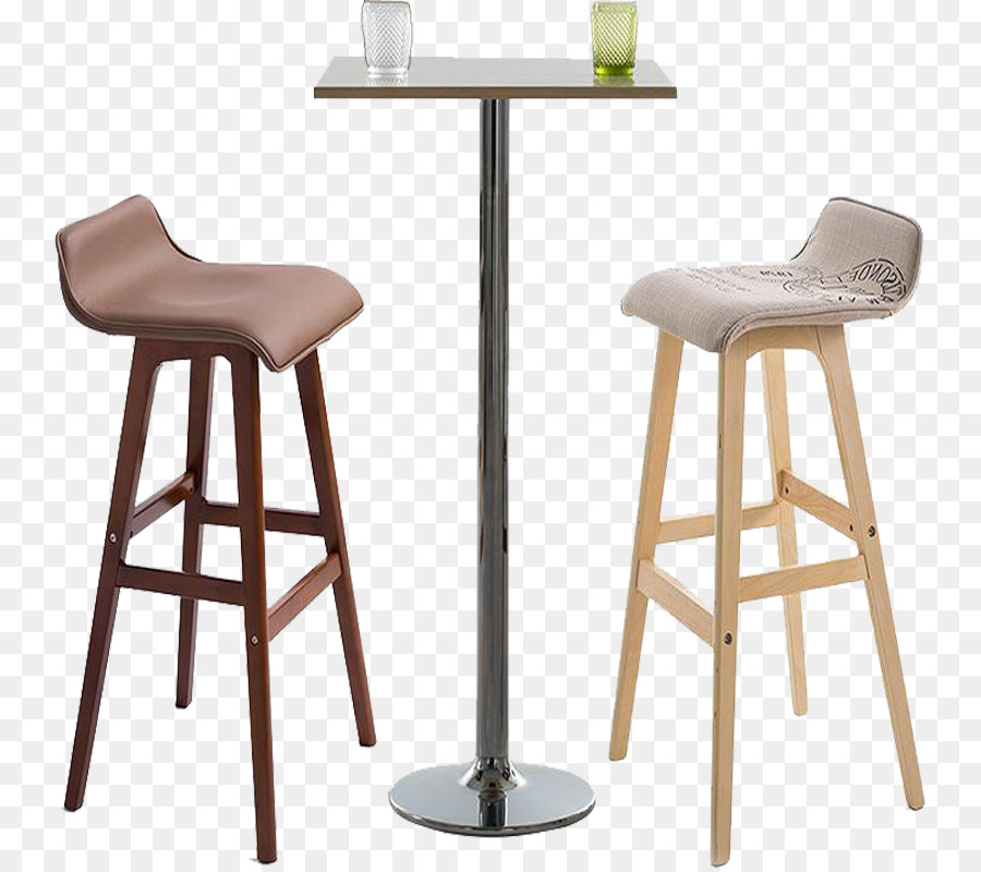 Table Bar Stool Chair Furniture   Wooden Bar Chairs