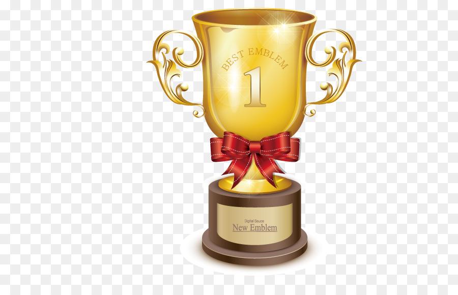 Trophy Champion Adobe Illustrator