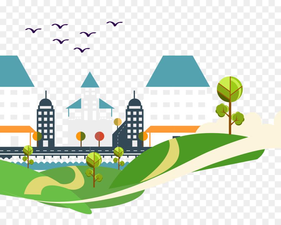 Distrik Qingbaijiang Gambar Kartun Pemandangan Teater Konstruksi
