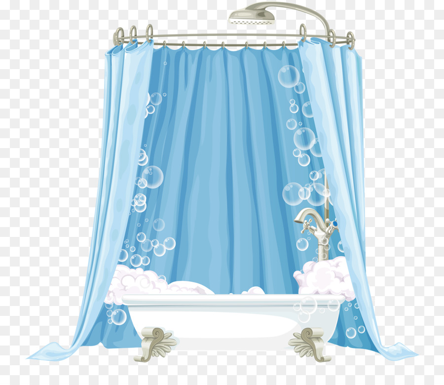Bathtub Bathroom Shower Clip Art