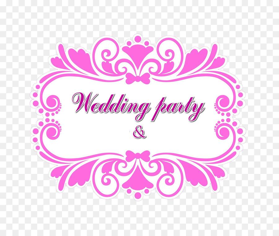 Wedding Logo Weddings title frame png download 750750 Free