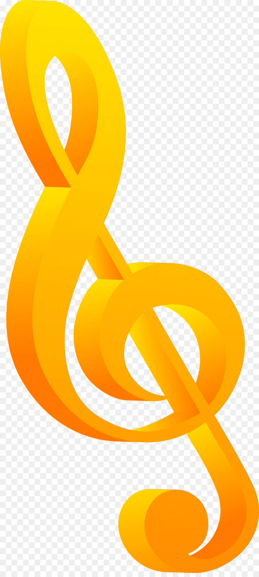 Musical note Clef Illustration - musical note png download - 1300 ...
